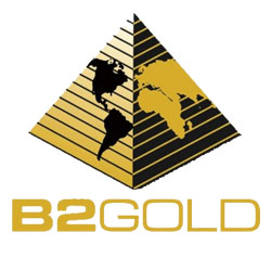 B2Gold Corp Customer Service