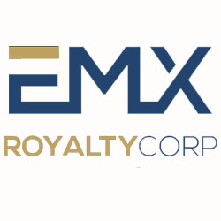 EMX Royalty Corp Customer Service