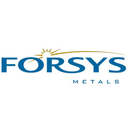 Forsys Metals Customer Service