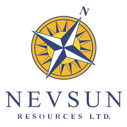 Nevsun Resources Customer Service