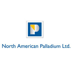 North American Palladium Customer Service