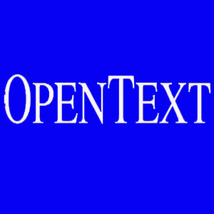 Open Text Corp Customer Service