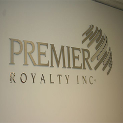 Premier Royalty Inc Customer Service