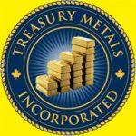 Treasury Metals customer service, headquarter