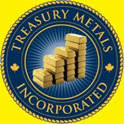 Treasury Metals Customer Service