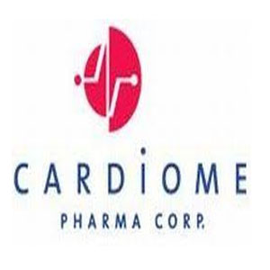 CardiomePharma Customer Service